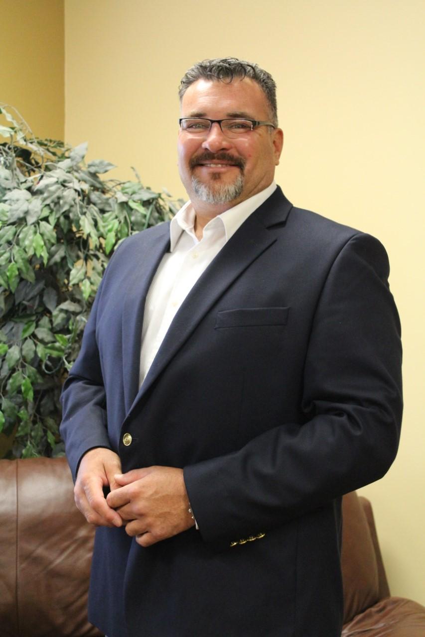 Outreach Pastor Douglas Robertson