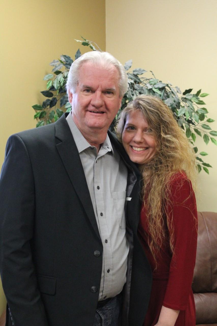 Senior Pastor Perry Urquhart